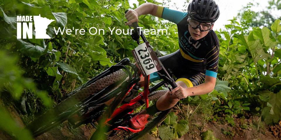 Podiumwear Custom Cycling Team Apparel - Made in Minnesota - We're On Your Team