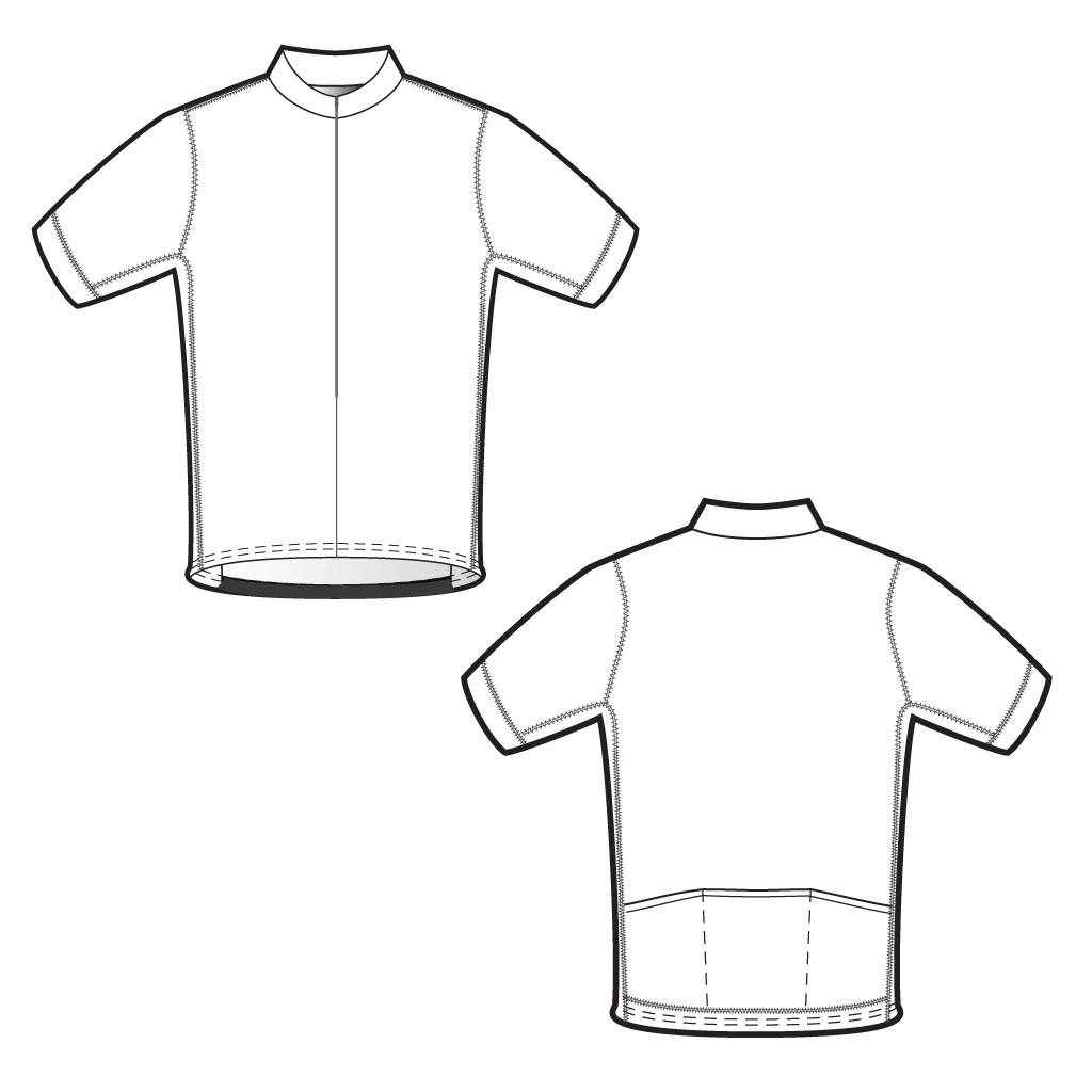 The gold collection for cycling podiumwear for Custom cycling jersey template
